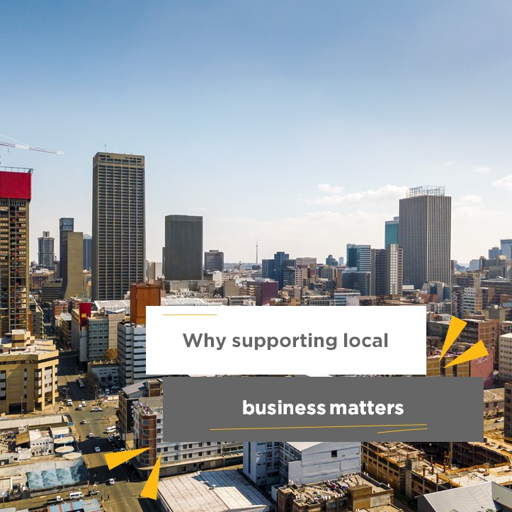 Why supporting local business matters