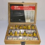 12 Pc Router Drill Bit